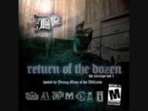 D12 - Mrs pitts - Return of the Dozen mixtape - 2008