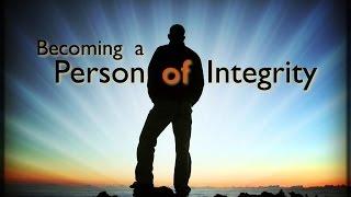 How To Live A Life Of Integrity - Bernard Alvarez