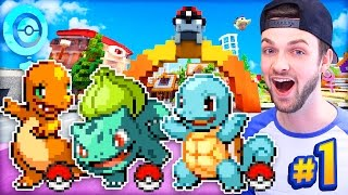 Pokemon World Ep.#1! - BRAND NEW ADVENTURE!