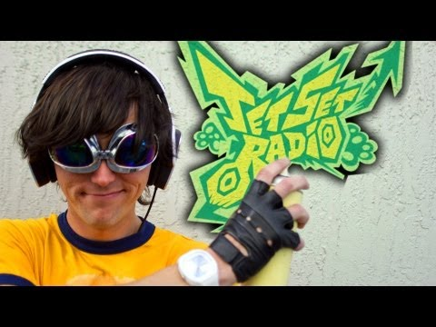 Jet Set Radio Is Way Better In Real Life