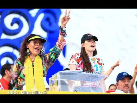 Compañera Rosario Murillo: estamos inaugurando nuevos momentos de nuestra historia