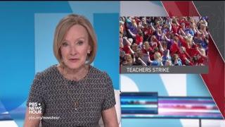 PBS NewsHour full episode, February 27, 2018