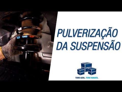 Diga não a serviços de pulverização no sistema de suspensão