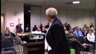 Part 1 of VNNC Homeless Summit 2014