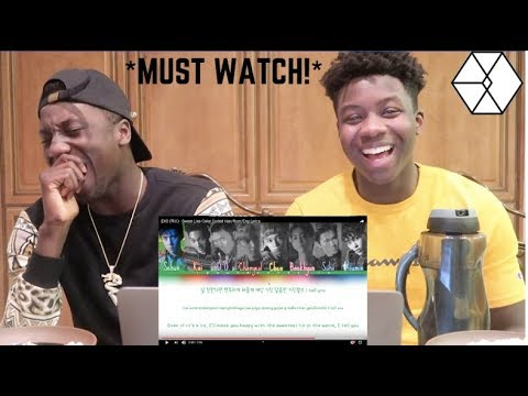 EXO (엑소) - Sweet Lies (REACTION) | Popkorn Family