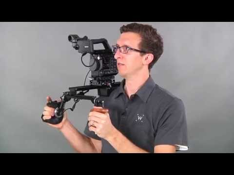 Wooden Camera Sony FS5 Handgrip Relocator