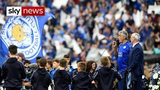 Andrea Bocelli Serenades Leicester