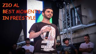 Zio Al - Best moments in freestyle