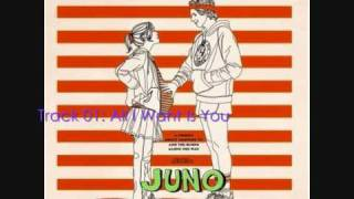 01 Juno OST - All I Want Is You / Lyrics
