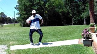 Famous Fresh ft. Chris Brown - Leave Broke choreography by Marcus Smith