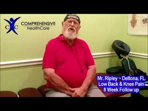 Mr. Ripley - Low Back & Knee Pain
