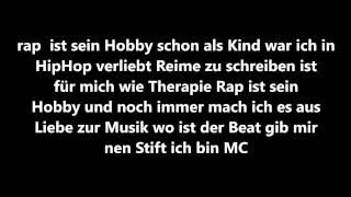 Dame - Rap ist sein Hobby Lyrics by [Dame Lyrics]