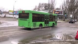 В Николаеве открыли проезд по проспекту Центральному. Видео