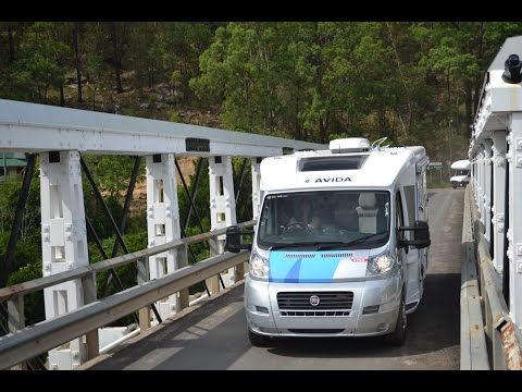 Tips on Driving A Motorhome