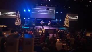 No Longer Slaves worship at New Season church - Michael Marsilio - Dec 11 2016