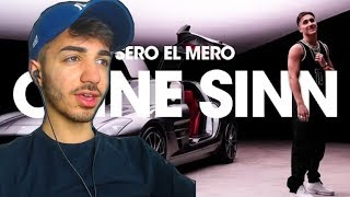 ZU SCHNELL ! Sero El Mero   Ohne Sinn (Official Video)   Reaction Reaktion