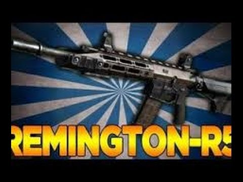 Call of Duty Ghosts (Remington R5)