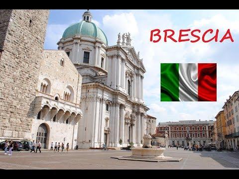 Путешествие по Италии. Brecsia Lombardia. Брешиа регион Ломбардия.
