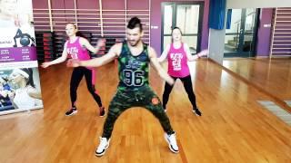 Born TO Dance - Sebastian Kubik, DANKO JONES - My Little RnR Zumba choreography warm up