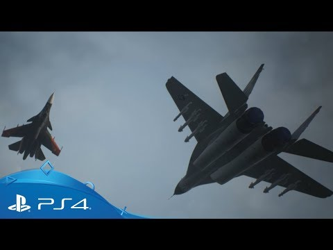 Ace Combat 7 Skies Unknown REVIEW: Flight simulation soars