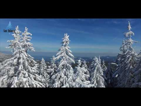 Le Lac Blanc en hiver