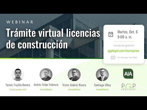 , title : 'Trámite virtual licencias de construcción'