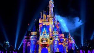 4K 2019.3.24 Celebrate! Tokyo Disneyland ナイトタイムスペクタキュラー