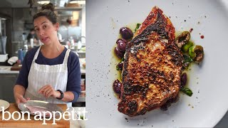 Carla Makes a Perfectly Crispy-Skinned Fish Fillet | From the Test Kitchen | Bon Appetit