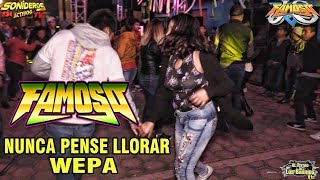 💥NUNCA PENSE LLORAR ((SONIDO FAMOSO WEPA 2019)) SAN PABLO ZITLALTEPEC TLAXCALA 2019