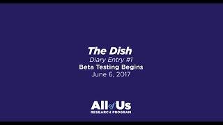 Thumbnail for Program Update: Beta Testing Begins (Video Diary #1)