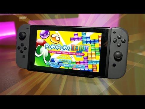 Puyo Puyo Tetris Review | Nintendo Switch & PS4 video thumbnail