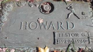 Kevin Grace Reports From The Grave Of Yankee Great Elston Howard