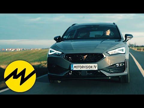 Cupra Leon ST HYBRID: das beste Auto der Welt? | Wie weit kommt man im Elektro-Modus? I Motorvision
