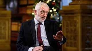 video: Labour leader Jeremy Corbyn suggests he does not watch the Queen's Speech on Christmas Day