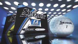 Srixon Q-Star Pure White Golf Balls - Personalized-video