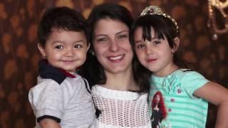 Interview - Motivacional (mãe relata sua experiência com dois filhos asmáticos)