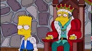 Hamlet (Parte 1/2) Los Simpson