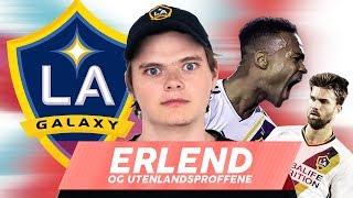 Erlend og utenlandsproffene – Jørgen Skjelvik (LA Galaxy)