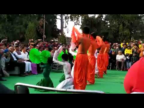 bharat vikas parishad duvara vande matram ki prastuti