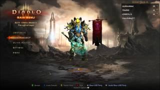 Diablo 3 - Xbox360/PS3 - Infernal Machine How To