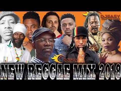 New Reggae Mix 2018 (September) BeresJah CureCapletonQueen Ifrica Lutan Fyah Luciano & More