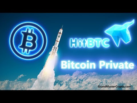 Bitcoin Private Listed On HitBTC Next Stop Moon?