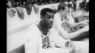 Los Angeles Lakers - The Arrival of Elgin Baylor and Jerry West