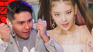 "ITZY ""Not Shy"" M/V Reaction 