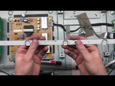 Доработка БП LG 43UH603V EAX66883501 - как уменьшить ток подсветки