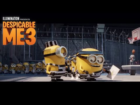 New TV Spot for Despicable Me 3