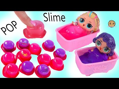 Download Popping Surprise SLIME BUBBLES - Pop POPS Pets Squishy Animals Blind Bags Mp4 HD Video and MP3
