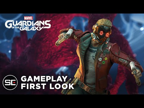 Long gameplay de Marvel's Guardians of the Galaxy