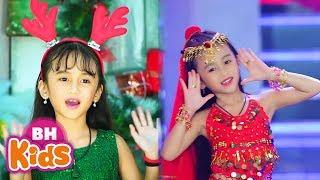Bé Vui Noel ♫ Xúc Xắc Xúc Xẻ ♫ Alibaba ♫ Nhạc Thiếu Nhi Giáng Sinh Vui Nhộn