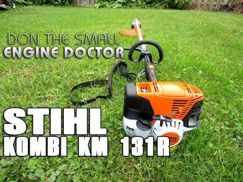 Stihl Kombi KM131R – TOOL REVIEW